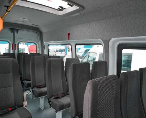 Автобус городской Форд Транзит