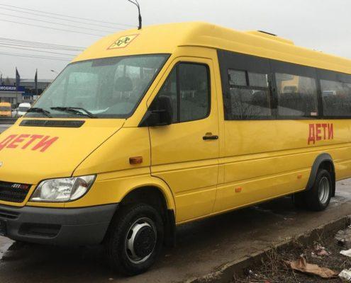 Автобус детский MB Sprinter Classic