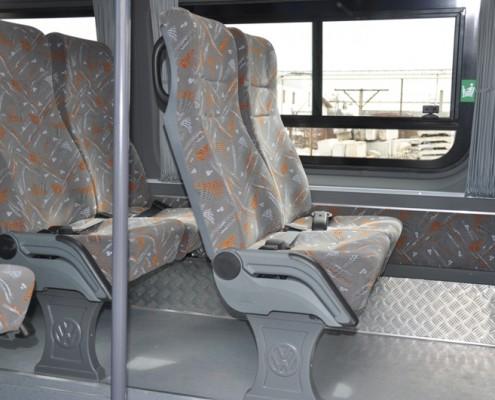 Автобус туристический Фольксваген Крафтер