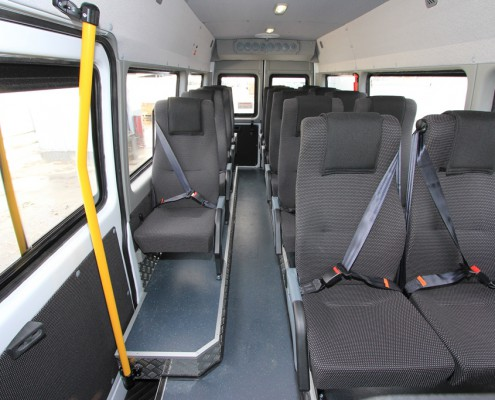 Автобус междугородный Спринтер Классик
