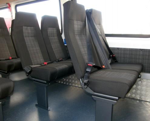 Автобус городской Фольксваген Крафтер