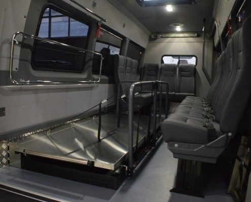 Автобус ритуальный Фольксваген Крафтер