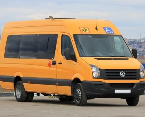 Автобус для детей инвалидов Фольксваген Крафтер
