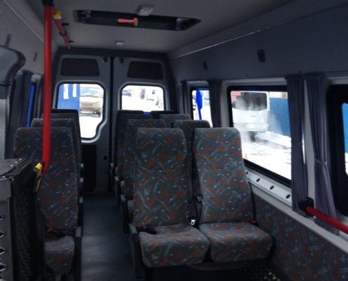 Автобус для инвалидов Фольксваген Крафтер