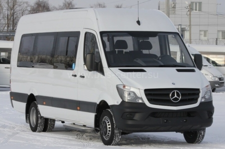 Автобус городской Мерседес Спринтер